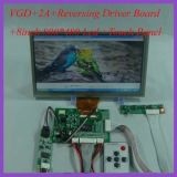 8inch TFT LCD Screen with Touch Screen High Brightness Display