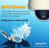 IP HD High Speed Dome PTZ Security CCTV Camera