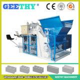 Qmy12-15 Mobile Concrete Brick Block Machine