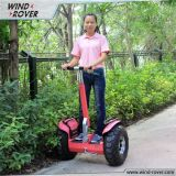 Wind Rover Big Wheel Electric Scooter V5+
