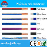 1.5mm2 Transparent Speaker Cable, Red and Black Parallel Electrical Wire
