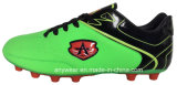 Men′s and Women′s Sport Football Soccer Shoes TPU Outsole (815-7502)