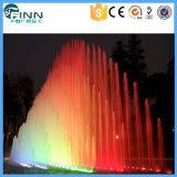 Large Plaza Commercial Center Musical Water Fountain for Garden