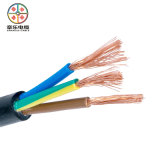 Flexible Instrumentation Cable, PVC Wires 300/500V-3*2.5mmm2