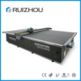 Ruizhou PU Leather Cutting Machine Shoe Leather Cutting Machine