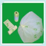 100% Biodegradable Compostable Roll Plastic Bag, , Biodegradable Bag Waste Bag
