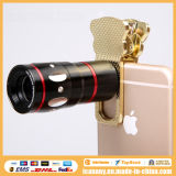 4 in 1 Universal Clamp Camera Lens