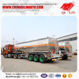 Special Truck Aluminum Alloy Oil Tank Trailer with Lowest Price