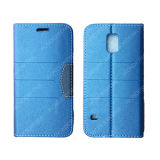 Denim Leather Mobile Phone Case for iPhone 6 Note3
