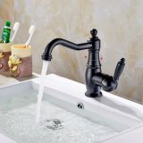 Vessel Sinks Mixer Vanity Tap Long Swivel Spout Deck Mounted