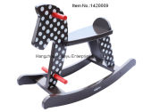 New Design Wooden Rocking Horse-Wooden Rocker with DOT