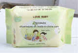 High Quality Baby-Care Tissue Baby Wet Wipe
