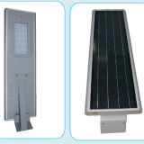 Convenient and Durable Integrated Solar Street Lamp with PIR Sensor