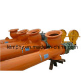 High Capacity Spiral Conveyor for Cement