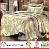 Fashion Poly-Cotton Jacquard Bedding Set Df-C125