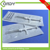 2*12mm Animal ID Microchips Transponder syringe RFID microchips for animal