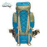Outdoor Hiking Gear Waterproof Nylon Camping Bag Backpack