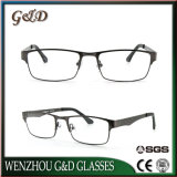 Latest Design High Quality Stainless Spectacle Frame Eyewear Eyeglass Optical for Man 46-054