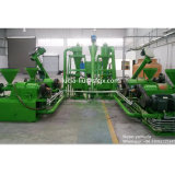 Fine Rubber Power Pulverizer, Recycling Line Machine, Rubber Grinder