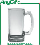 Glass Mug with Customized Logo