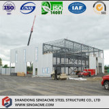 Multi Floor Steel Structure for Commercial Exhibition Hall