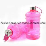 New Wave Enviro Eastar Resin Bottle, PETG 2.2 Liter Plastic Water Bottle