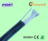 High Quality Coaxial Cable Rg11 with Messenger Wire