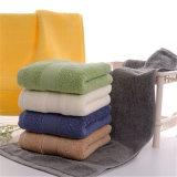 100% Cotton Towel Bath Hand Floor Face Towel Manufacturer (TOW-004)