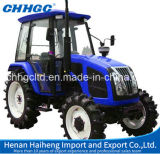 Agricultural Tractor Yto/Yuchai Engine 70HP 4 Wheel Drive Diesel Tractor Hot Sale