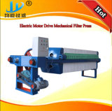 Electric Motor Drive Mechanical Filter Press