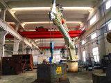Ghe 2t30m &10t3m Deck Hydraulic Telescopic Boom Crane Jib Jetty Crane