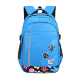 Fashion Black Schoolbag Laptop Bag Backpack Bag Yf-Pb0218