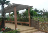 High Quality Factory Price Fire Resistant Outdoor Decking WPC Material