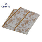 Hot Stamping Hot Foil Hot Transfer Panel De PVC PVC Cladding PVC Lining PVC Slat PVC False Ceiling False PVC Ceiling PVC Wall Panel PVC Ceiling Panel