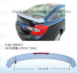 ABS Spoiler for Civic 2012 with LED