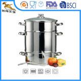 Stainless Steel Cookware Set Steamer