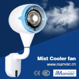Wt-4c Water Mounted Mist Air Cooling Fan