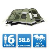 Family Tents, Tent, Group Tent., 6person Tents (DC-08)