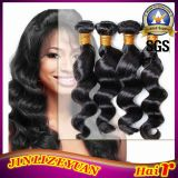 Loose Wave Virgin Remy Human Hair Weave Remy Peruvian Hair