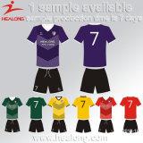 Cheap Blank Plain Purple Football Jerseys