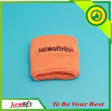 Wholesale Newest Fashion Customized Logo Sport Woven Sweat Wristbands From China