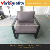 Baltic Chairs Set/ Baltic 3 Seats Sofa Inspection Service; QC Service