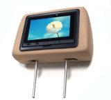 Headrest Tablet with Integrated GPS for Navigation and Tracking