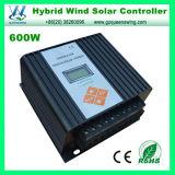 600W 12V/24V Auto LCD MPPT Wind-Solar Hybrid Controller (QW-600SG14TA)