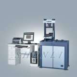 Electro-Hydraulic Servo Compression Testing Machine (300kN/600kN)