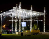 Curved Stage Lighting Truss with PA Wings (PJ01)