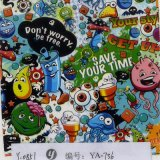 Yingcai 0.5m Hydrographic Dipping Water Transfer Printing Film Cute Cartoon Design