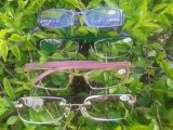 Fashion Simple Metal Design Reading Glasses