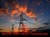 Megatro 1000kv 10A2-Jc1 Transmission Tower