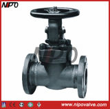 Forged Steel Flanged Bellow Seal Globe Valve